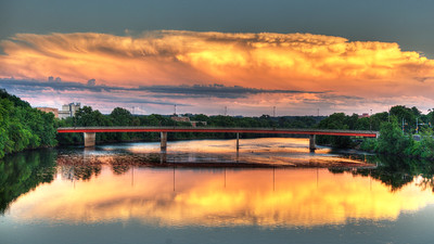 Lake Street Bridge - Eau Claire