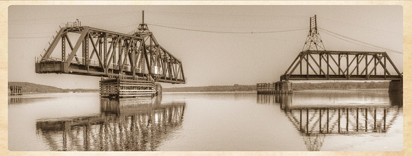 Hudson Swing Bridge