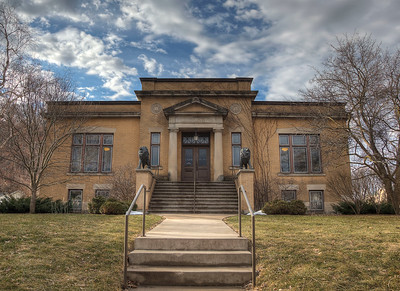 The Old Hudson Library #167