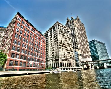 Milwaukee River One