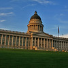 Utah State Capitol Building by Steven Smith
