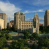 Temple Square in Salt Lake City by Steven Smith