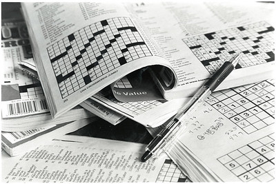 Crosswords Puzzles and Sudoku