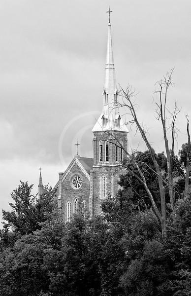Old church in Ottawa Canada