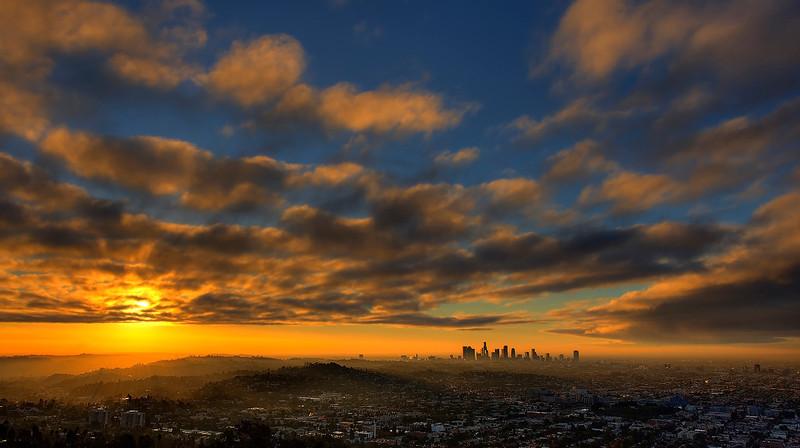 Observatory Sunrise