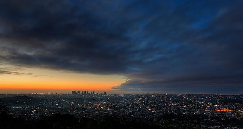 Moody Skyline