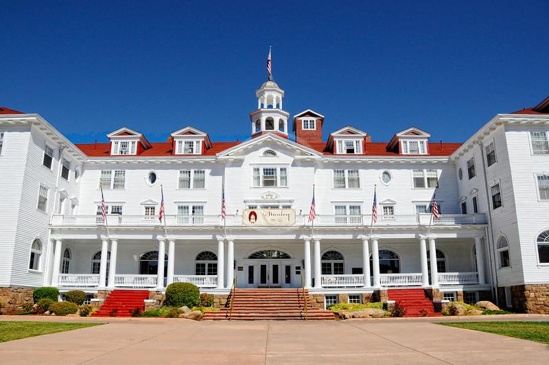 Stanley Hotel in Estes Park Colorado