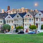 7_Painted_Ladies_Dusk_Full_Moon