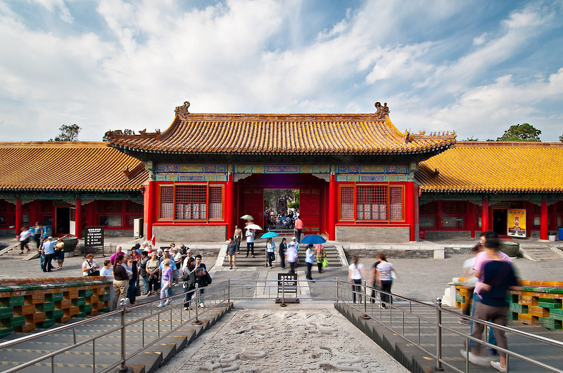 Forbidden City 0047 8x12
