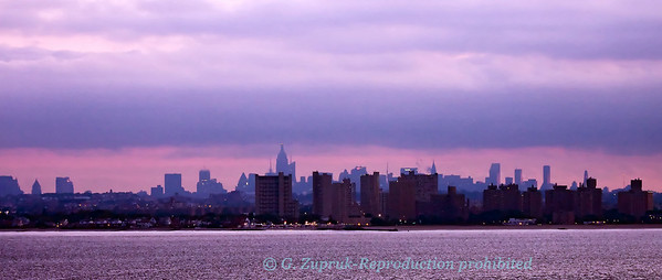Brooklyn Manhattan Predawn