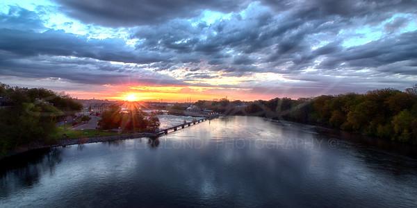 Memorial Sunrise