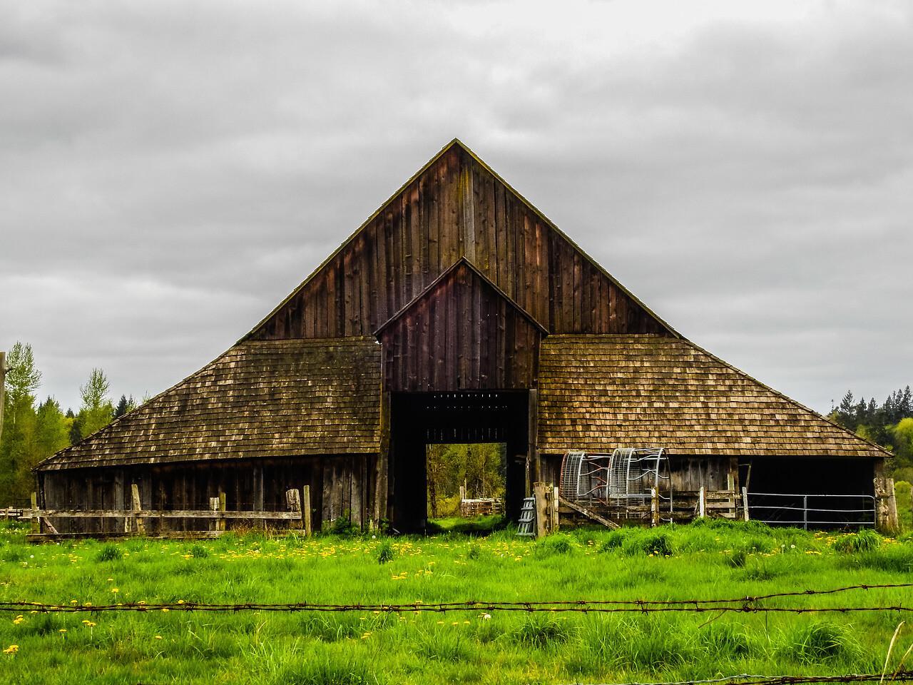Littlerock Barn