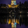 State Capitol reflection at Capitol Lake