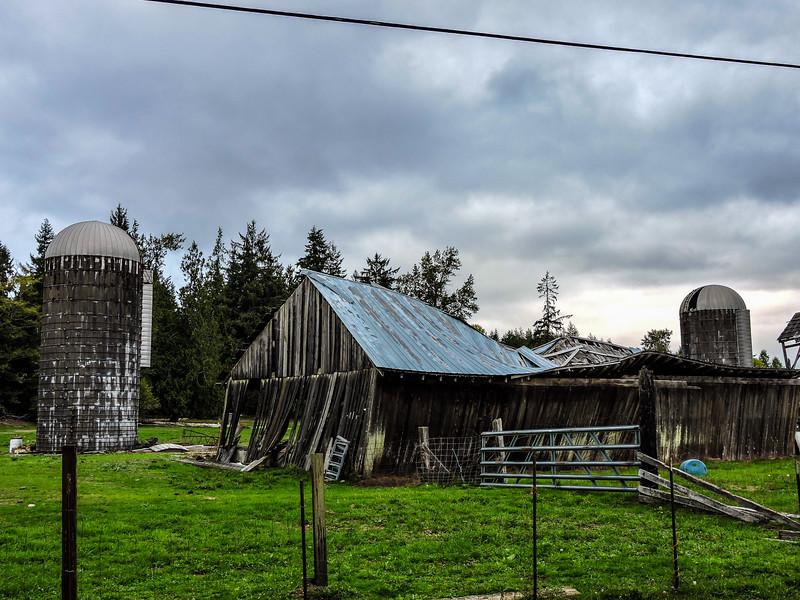 Montesano Barn & Silos