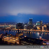 Downtown Pittsburgh from Mount Washington