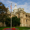 """April 26, The courthouse in Lafayette, Indiana. The place where we got married almost 28 years ago (May 12) taken at the same time we were saying """"I Do""""..."""
