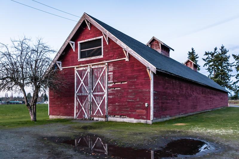 Tree Barn