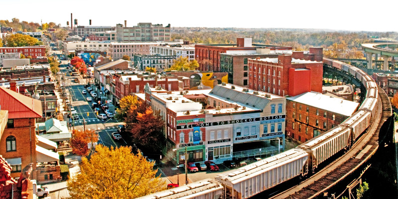 Shockoe Bottom