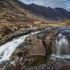 Clachaig Falls - Glencoe - Highlands, Scotland (April 2018)