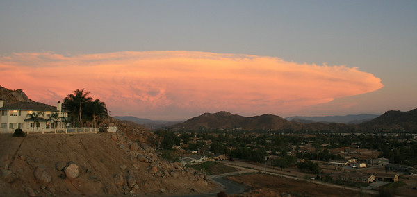 Thunderhead, 5 Sep 2009