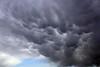Mammatus clouds over the Santa Rosa Plateau Ecological Reserve, 16 Mar 2008