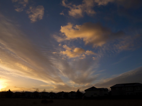 Cloudscapes or Skyscapes