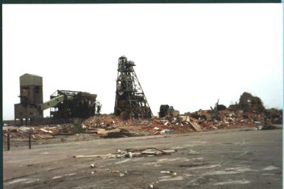 silver hill demolition