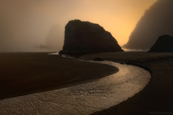 """Mystic Return"" - Oregon"