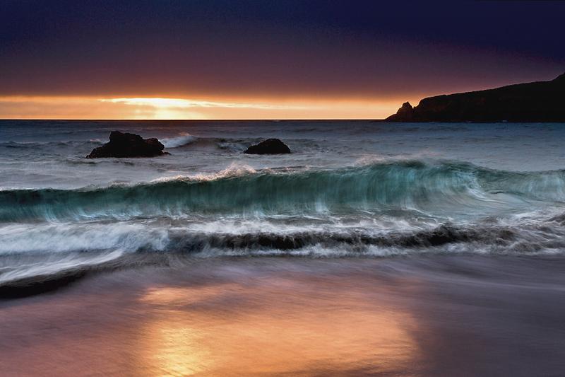"""""""Edge of Earth - California""""  (Fort Brag)"""