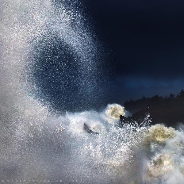 Pacific Tsunamic Fury - Oregon