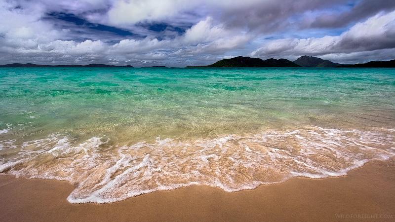 """Jewel Reef Beach""  - Great Barrier Reef, Australia"