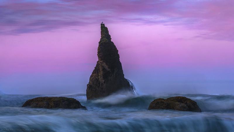 """Sacred Morning"" (Bandon, Oregon)"