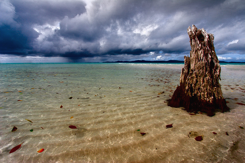 """""""Approaching Storm at the Reef"""" - Australia"""