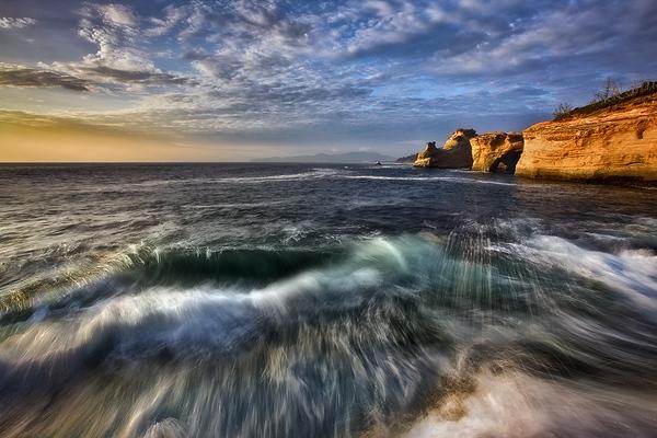 """Pacific Journey"" - Oregon"