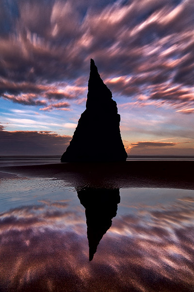 """Translucent Sentinel""  - Oregon"