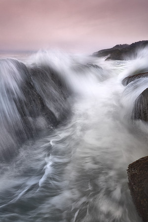 """Heavenly Coast""  - Oregon"