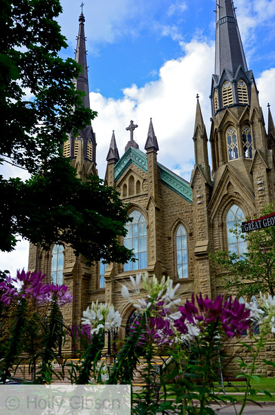Charlottetown, Prince Edward Island - St. Dunstan's