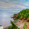 Hopewell Rocks at low tide - New Brunswick - 52