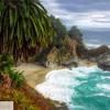 Julia Pfeiffer Burns State Park - Big Sur, California