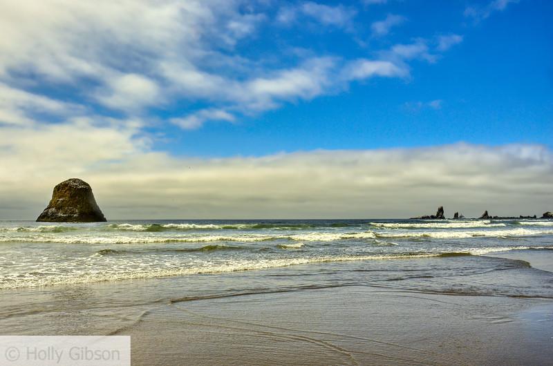 Oregon Coast - near Crescent Beach