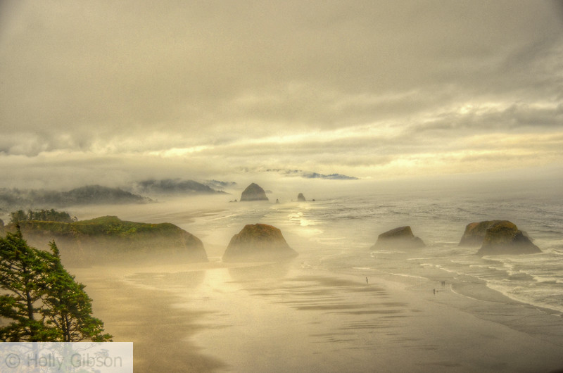 Heading south to Cannon Beach