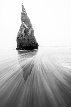 Witches Fog - Bandon Beach, Oregon