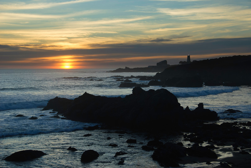 Piedras Blancas Lighthouse