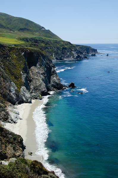 Another beautiful day on the Big Sur coast