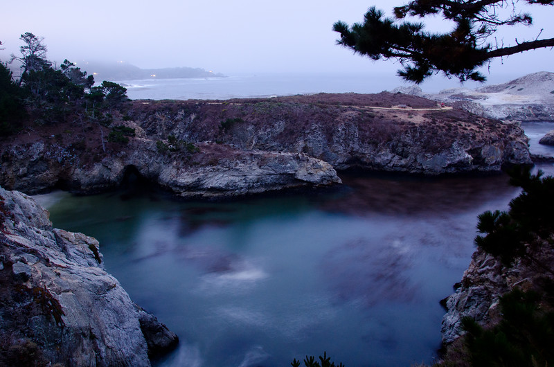 China Cove After Sunset