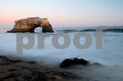 Natural Bridges Big Sir Coast