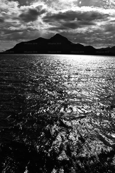 Eilean Dubh - The Black Isle