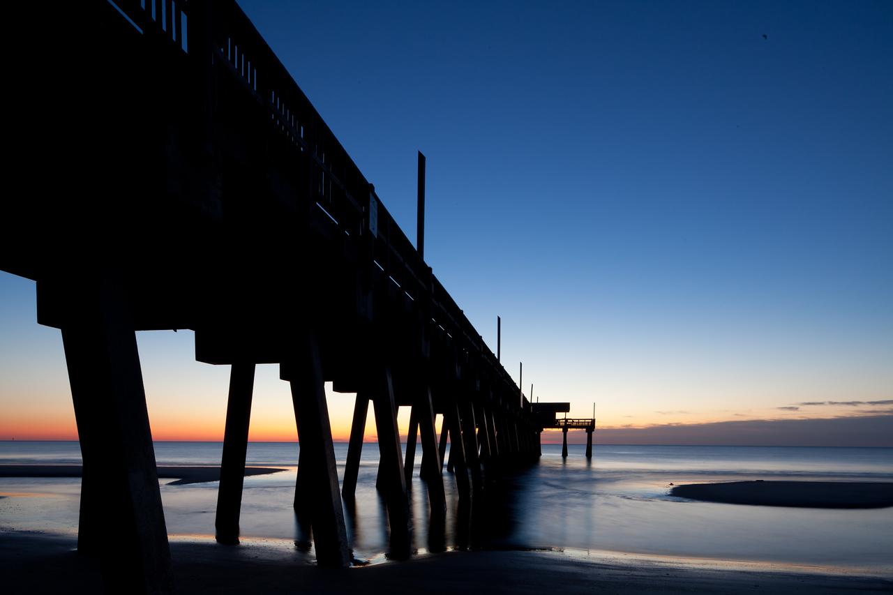 Savannah, Tybee Island Pier