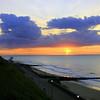 Cromer sunset.