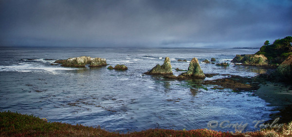 Arch  Rock  on The Sea Ranch.